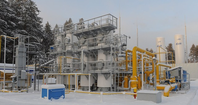Cryogenic plants for natural gas and SPG processing